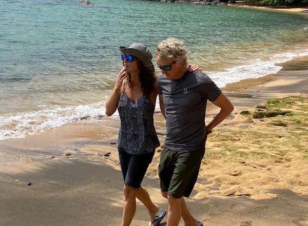 Diario de mi aventura con Jesús Calleja en Santo Tomé y Príncipe, por Maribel Verdú